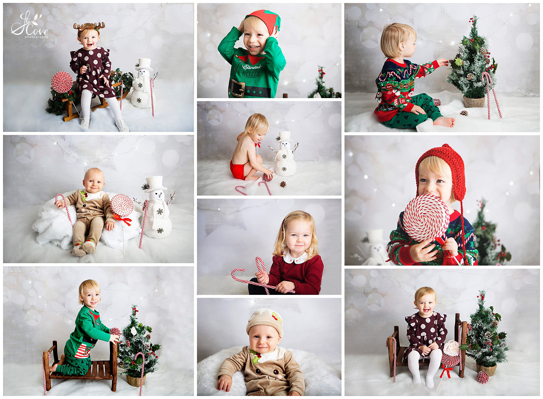 Christmas mini sessions London